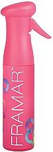 Духи, Парфюмерия, косметика Бутылочка с распылителем, 250 мл - Framar Myst Assist Pink Spray Bottle