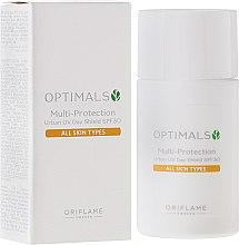 Духи, Парфюмерия, косметика Мультизащитный дневной крем для лица - Oriflame Optimals Multi-Protection Urban SPF30