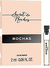 Духи, Парфюмерия, косметика Rochas Secret de Rochas - Парфюмированная вода (пробник)