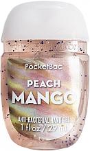 Духи, Парфюмерия, косметика Антибактериальный гель для рук - Bath and Body Works Sanitizer Peach Mango