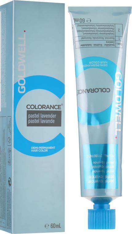 Тонирующая стойкая краска для волос - Goldwell Colorance Pastels Hair Color