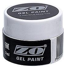 Духи, Парфюмерия, косметика Гель-краска для ногтей - ZO Gel Paint