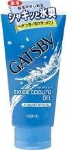 Духи, Парфюмерия, косметика Гель для умывания - Mandom Gatsby Ex Ice Cooling Gel