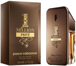Духи, Парфюмерия, косметика Paco Rabanne 1 Million Prive - Парфюмированная вода