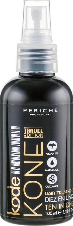 Несмываемая маска-спрей для волос - Periche Professional Kode Kone Hair Treatment Ten In One