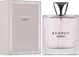 Духи, Парфюмерия, косметика Fragrance World Bambus Garden - Парфюмированная вода
