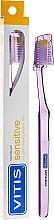 Духи, Парфюмерия, косметика Зубная щетка, очень мягкая, фиолетовая - Dentaid Vitis Sensitive