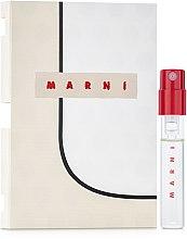 Духи, Парфюмерия, косметика Marni Rose Marni - Парфюмированная вода (пробник)