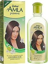 "Духи, Парфюмерия, косметика Масло для волос ""Жасмин"" - Dabur Amla Jasmine Hair Oil"