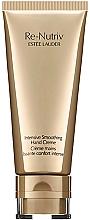 Духи, Парфюмерия, косметика Разглаживающий крем для рук - Estee Lauder Re-Nutriv Intensive Smoothing Hand Creme