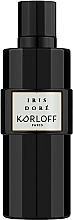 Духи, Парфюмерия, косметика Korloff Paris Iris Dore - Парфюмированная вода