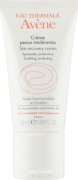 Крем для сверхчувствительной кожи - Avene Peaux Hyper Sensibles Skin Recovery Cream