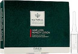 Духи, Парфюмерия, косметика Ампулы от потери волос - Emmebi Italia Natural Solution Hair Loss Remedy
