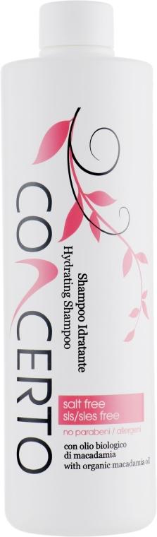Шампунь восстанавливающий без сульфатов с маслом макадамии - Punti Di Vista Concerto Shampoo
