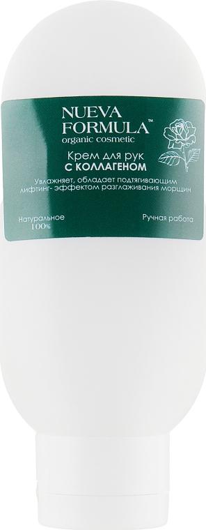 """Крем для рук """"С коллагеном"""" - Nueva Formula Hand Cream with Collagen"""