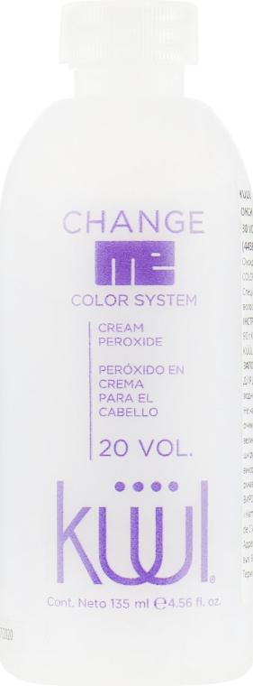 Окислитель 20Vol (6%) - Kuul Color System Peroxide 20Vol