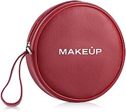 Парфумерія, косметика MakeUp - Клатч червоний