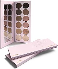 Палетка теней для век - Paese All About You Eyeshadow Palette — фото N4