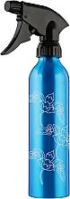 """Духи, Парфюмерия, косметика Распылитель для воды """"Flowers"""", 250мл, синий - Hairway"""
