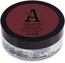 Духи, Парфюмерия, косметика Гель для укладки волос - I.C.O.N. MR. A. Gelatin Pliable Gel Wet Finish