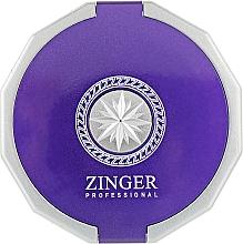 Парфумерія, косметика Дзеркало косметичне 3105-3, фіолетове - Zinger