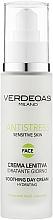 Духи, Парфюмерия, косметика Успокаивающий и увлажняющий дневной крем для лица - Verdeoasi Antistress Soothing Day Cream