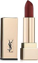 Духи, Парфюмерия, косметика Насыщенная матовая помада - Yves Saint Laurent Rouge Pur Couture The Mats