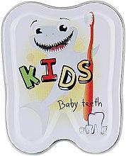 Духи, Парфюмерия, косметика Футляр для молочных зубов - Dr. Wild Emoform Actifluor Kids