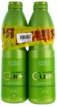 Набор для ежедневного применения - Estel Professional Curex Classic (sh/1000ml + balm/1000ml) — фото N2