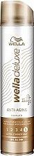 Духи, Парфюмерия, косметика Лак для волос - Wella Deluxe Anti-Aging Ultra Strong