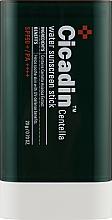 Духи, Парфюмерия, косметика Увлажняющий солнцезащитный стик - Missha Cicadin Centella Water Sunscreen Stick SPF50+ PA++++