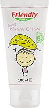 Духи, Парфюмерия, косметика Детский крем под подгузник - Friendly Organic Baby Nappy Cream
