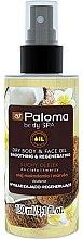 """Духи, Парфюмерия, косметика Масло для тела и лица """"Сглаживание и регенерация"""" - Paloma Body SPA Body Butter"""