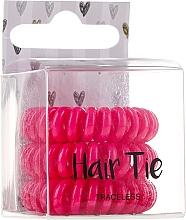 Духи, Парфюмерия, косметика Резинки для волос, розовые - Cosmetic 2K Hair Tie Pink