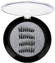 Духи, Парфюмерия, косметика Ресницы накладные с двумя магнитами - Divia Di944 KS02
