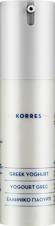 Дневной крем-гель с греческим йогуртом для жирной кожи - Korres Greek Yogurt Cream Gel