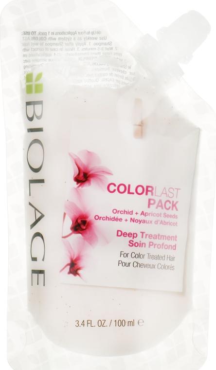 Маска для окрашенных волос - Biolage Colorlast Mask Doy-Pack