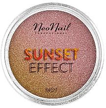 "Духи, Парфюмерия, косметика Глиттер для ногтей ""Закат"" - NeoNail Professional Sunset Effect"