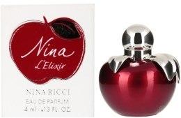Духи, Парфюмерия, косметика Nina Ricci L`Elixir - Парфюмированная вода (мини)