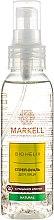 Духи, Парфюмерия, косметика Спрей-вуаль з муцином равлика для обличчя - Markell Cosmetics Bio Helix