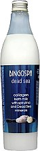 Духи, Парфюмерия, косметика Молочко для ванны c минералами Мертвого моря - BingoSpa Dead Sea Collagen Milk Bath