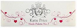 Духи, Парфюмерия, косметика Палетка теней - Makeup Revolution Katie Price Nude Palette