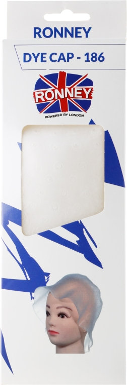Шапочка для окрашивания 186 - Ronney Professional Dye Cap RA 00186