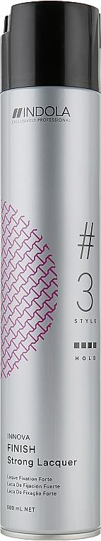 Спрей для волос сильной фиксации - Indola Innova Finish Strong Spray