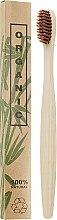 Парфумерія, косметика Бамбукова зубна щітка - Love Nature Organic Bamboo Toothbrush