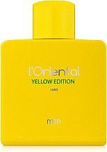 Estelle Ewen L'Oriental Yellow Edition Men - Туалетная вода — фото N2