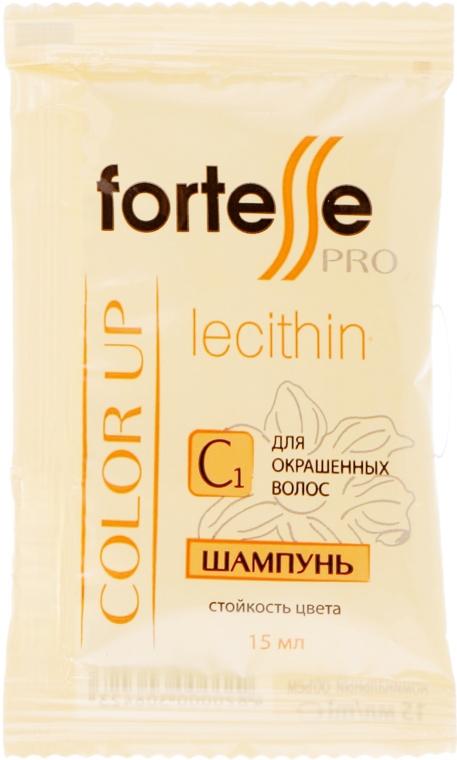 """Шампунь Fortesse """"Стойкость цвета"""" - Acme Professional Shampoo Color Up (пробник)"""