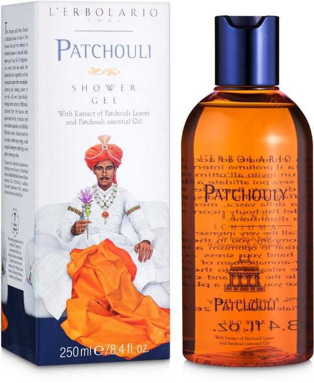 """Пена для ванны-гель для душа """"Пачули"""" - L'Erbolario Bagnoschiuma Patchouly"""