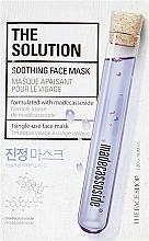 Духи, Парфюмерия, косметика Успокаивающая маска для лица - The Face Shop The Solution Soothing Face Mask