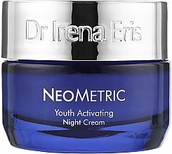 """Духи, Парфюмерия, косметика Ночной крем для лица """"Активация молодости"""" - Dr. Irena Eris Neometric Youth Activating Night Cream"""